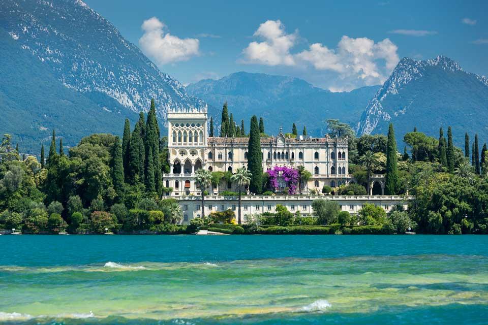 Tour du Lac de Riva del Garda